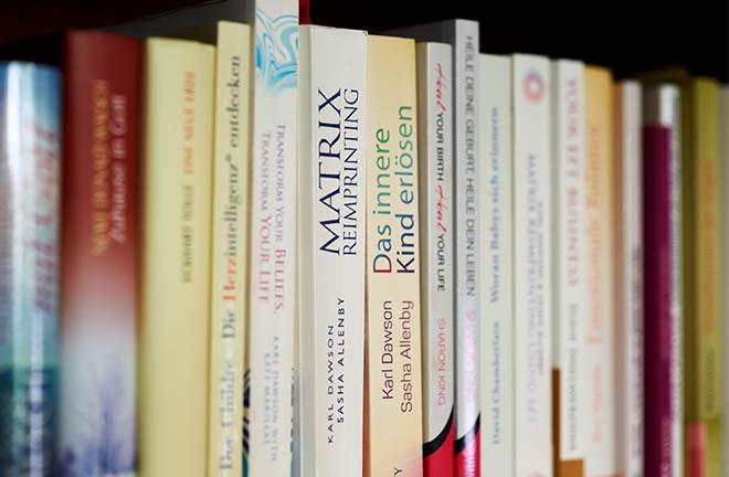 Matrix Reimprinting Bücher